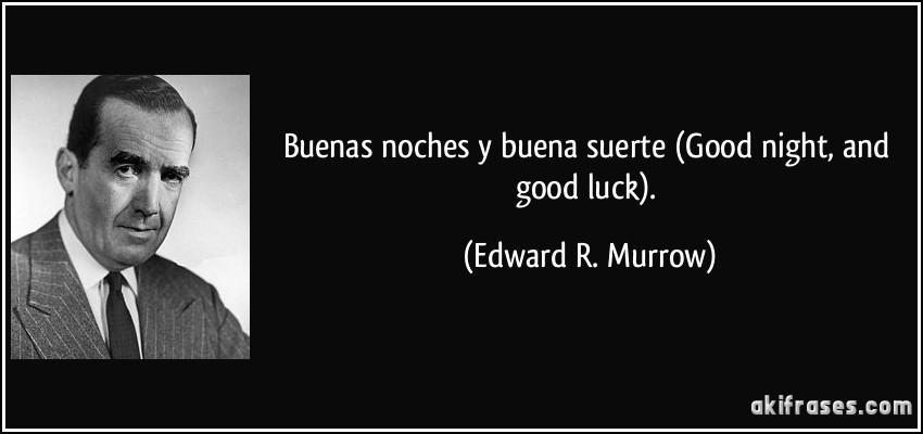frase de suerte: