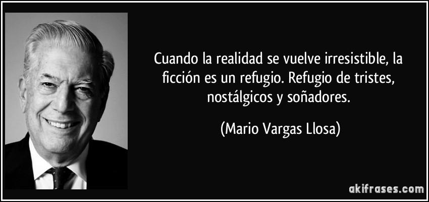 Poesía Mario Vargas Llosa