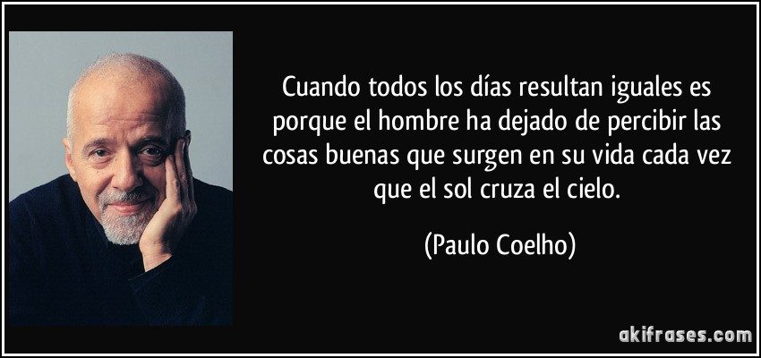 Frases De Paulo Coelho: No Se On Pinterest