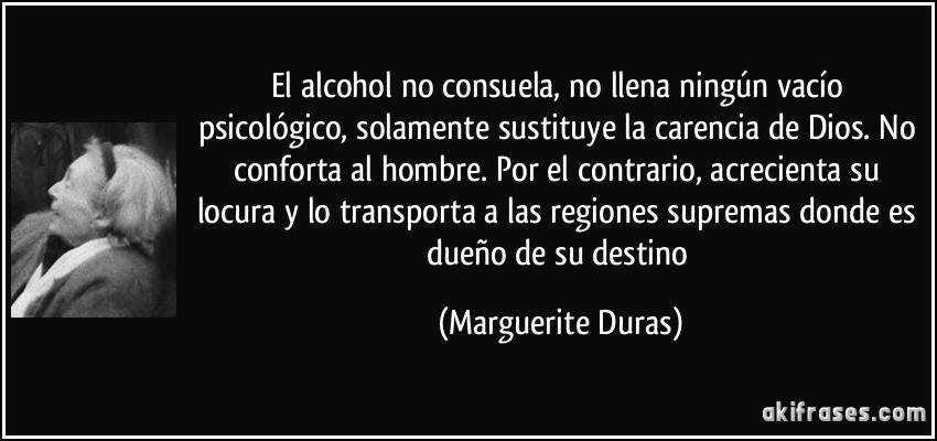 El alcoholismo las malas costumbres
