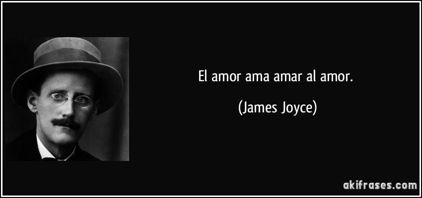 El Amor Ama Amar Al Amor