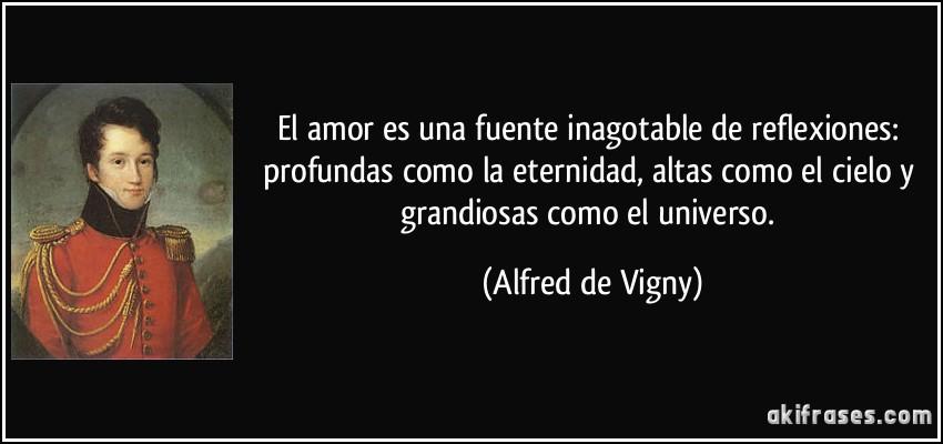 Alfred De Vigny Quotes 44 Wallpapers: Frases Profundas De Reflexion