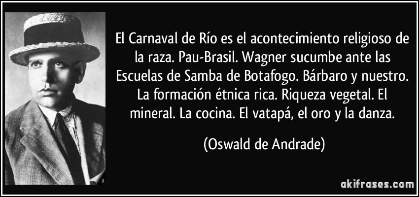El Carnaval De Río Es El Acontecimiento Religioso De La Raza