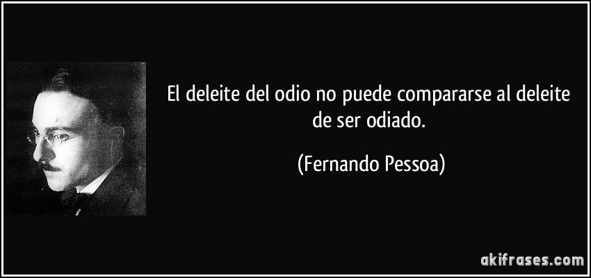 Fernando Pessoa Cita es Fernando Pessoa