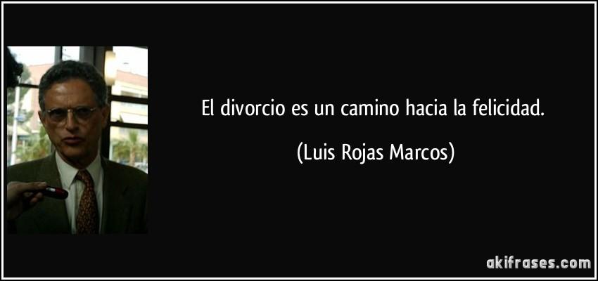 El Divorcio Frases