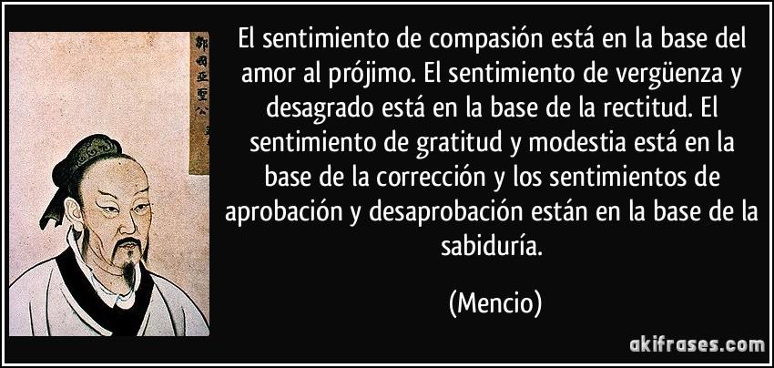 Frases De Sentimientos De Amor: El Sentimiento De Compasión Está En La Base Del Amor Al