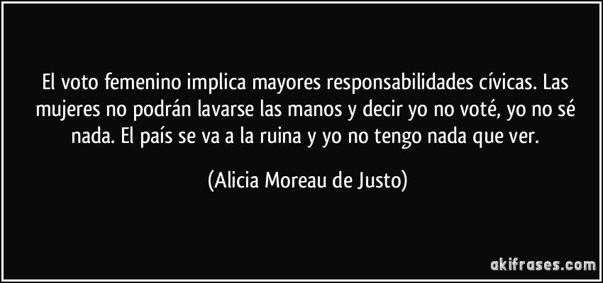 Frases Civicas