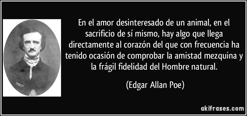Poemas de edgar alan poe for Tirar un tabique uno mismo