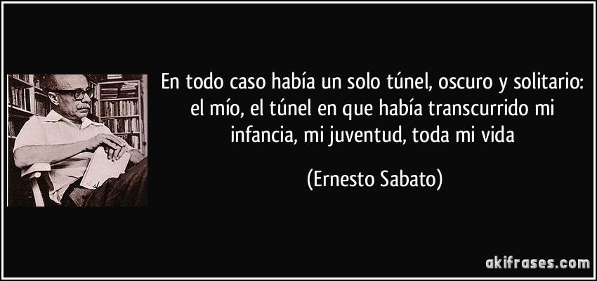 El Tunel Ernesto Sabato Pdf