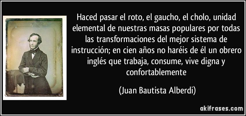Haced Pasar El Roto El Gaucho El Cholo Unidad Elemental De