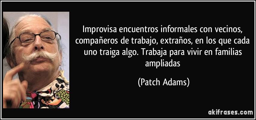 essay on patch adams