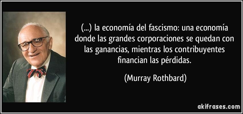 Resultado de imagen para rothbard anarcocapitalismo