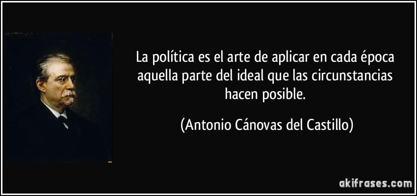 el arte de la politica: