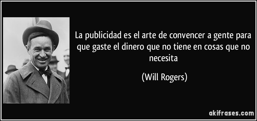 America is a land of opportunity and don by will rogers - Cosas para atraer el dinero ...
