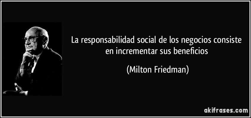 La Responsabilidad Social De Los Negocios Consiste En