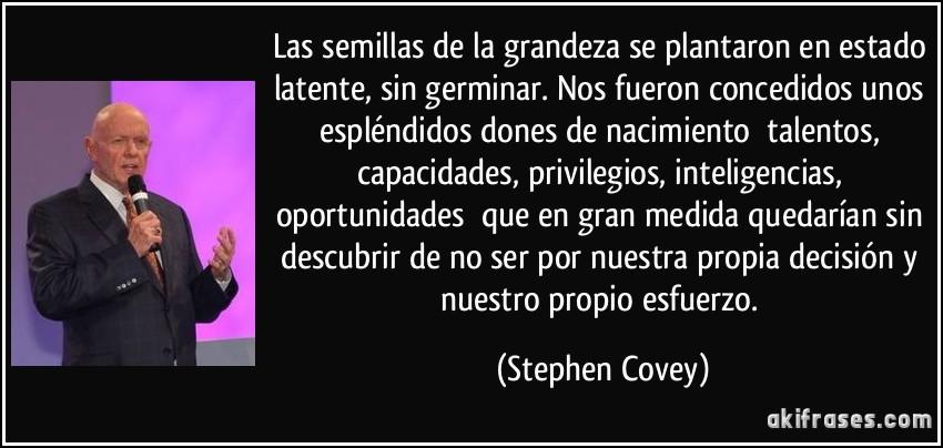 Los 4 Cuadrantes de Stephen Covey | YoCreoMiFuturo.com