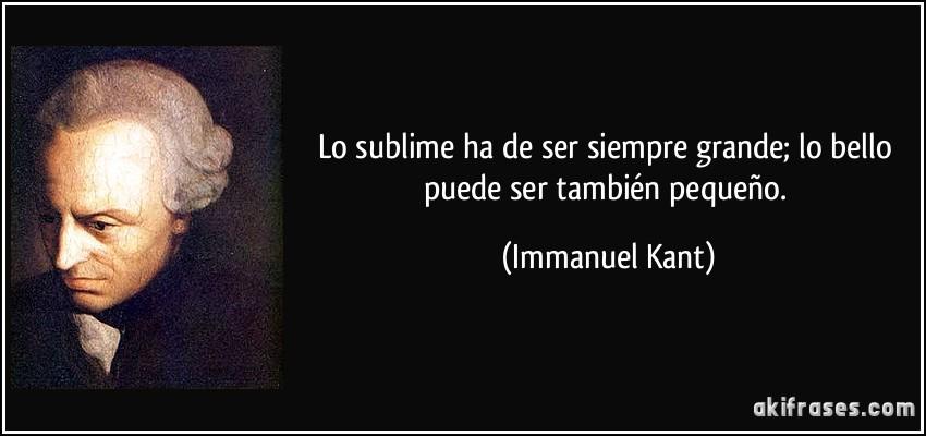 Frases De Kant Sobre O Amor Labor H