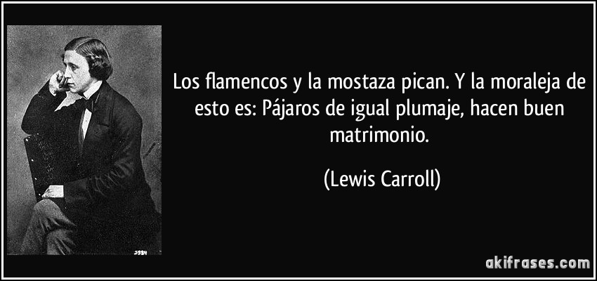 Los flamencos y la mostaza pican y la moraleja de esto es - Los penotes la moraleja ...