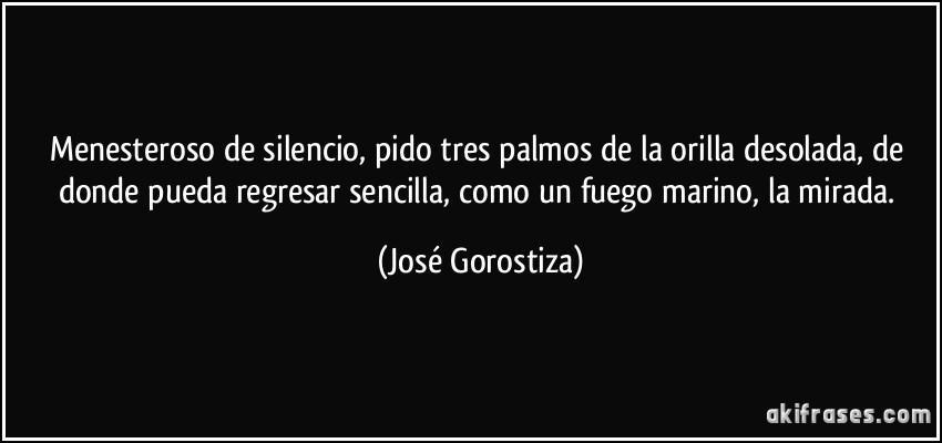 Silencio - Sehnsucht