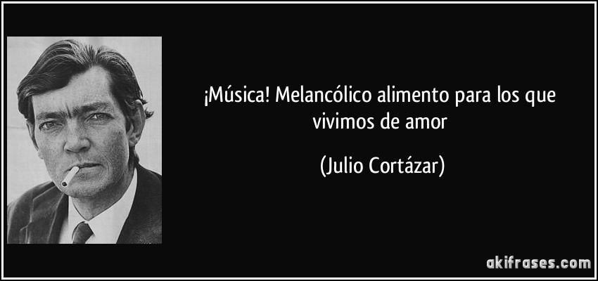 Musica Melancolico Alimento Para Los Que Vivimos De Amor