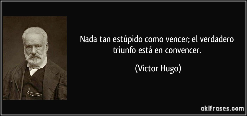 Image result for victor hugo vencer