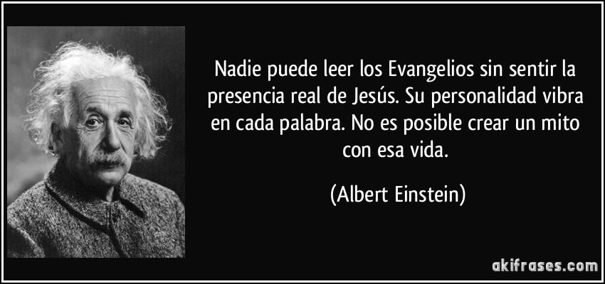 Nadie Puede Leer Los Evangelios Sin Sentir La Presencia Real