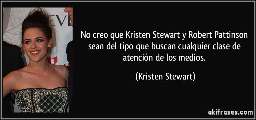 frases de kristen stewart