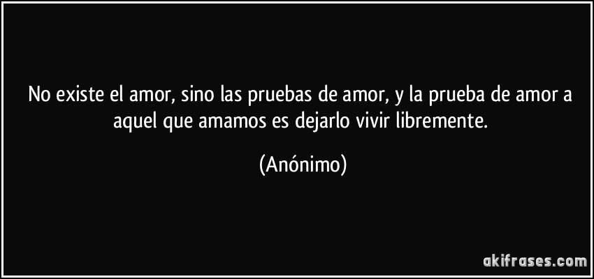 Frasesamor Frases Q El Amor No Existe
