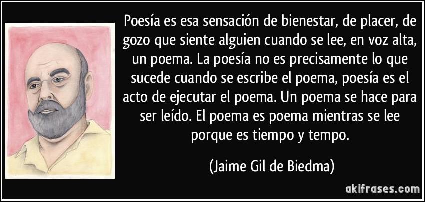 voz de la poesia: