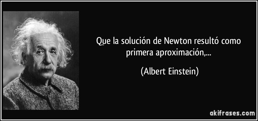 Que la soluci n de newton result como primera - La domotica como solucion de futuro ...