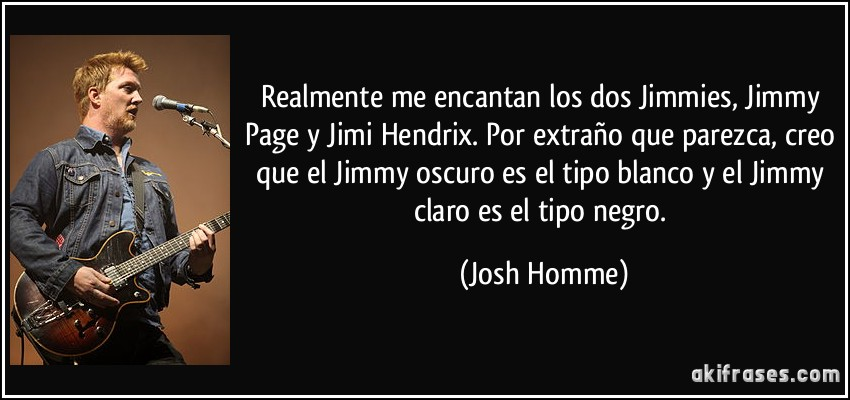 Realmente Me Encantan Los Dos Jimmies Jimmy Page Y Jimi