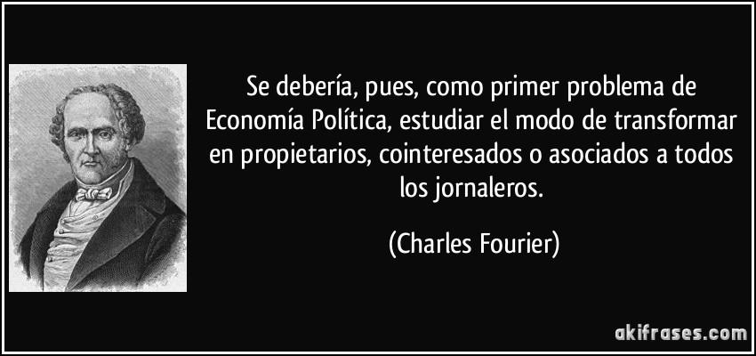 Se Debería Pues Como Primer Problema De Economía Política