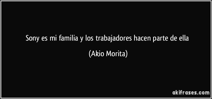 Frase De Akio Morita