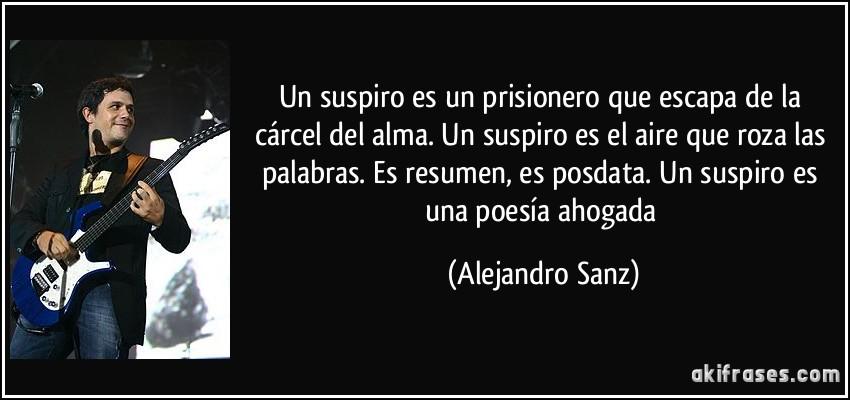 letra alejandro sanz quiero amo: