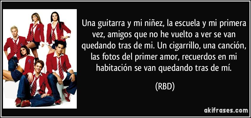 celulares de rbd:
