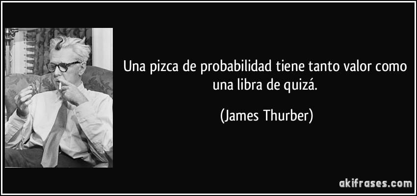 Es el sexo necesario James Thurber