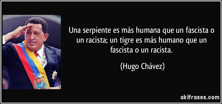 Risultati immagini per Chavez fascismo