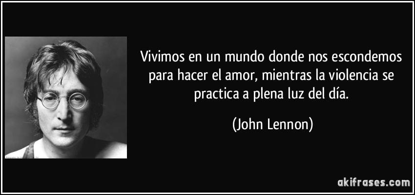 John lennon nos escondemos para hacer el amor [PUNIQRANDLINE-(au-dating-names.txt) 33