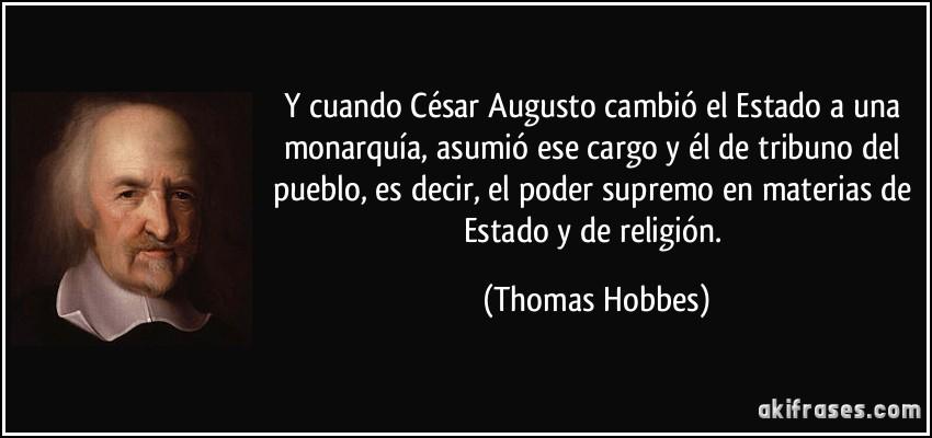 Y Cuando César Augusto Cambió El Estado A Una Monarquía