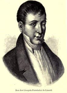 Joaquín Fernández de Lizardi