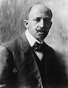 William Edward Burghardt Du Bois